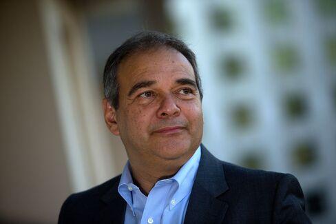 OGpar CEO Paulo Narcelio