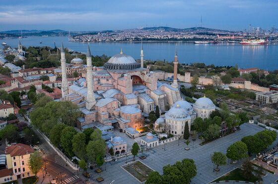 EU Urges Turkey to 'Reverse' Hagia Sophia Reconversion Plan