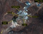 Images of the Sohae Launch Facility from March 2, 2019.