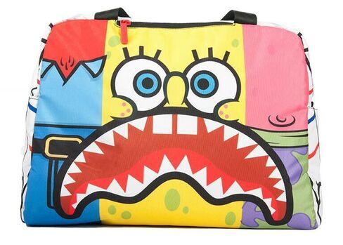 The Spongebob Shark Weekend Duffle.