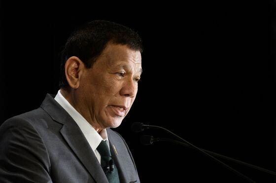 Philippines' Duterte Accepts Russia's Covid-19 Vaccine Offer