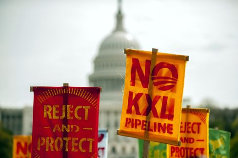 Falling Oil Prices Energizes Keystone XL Opponents