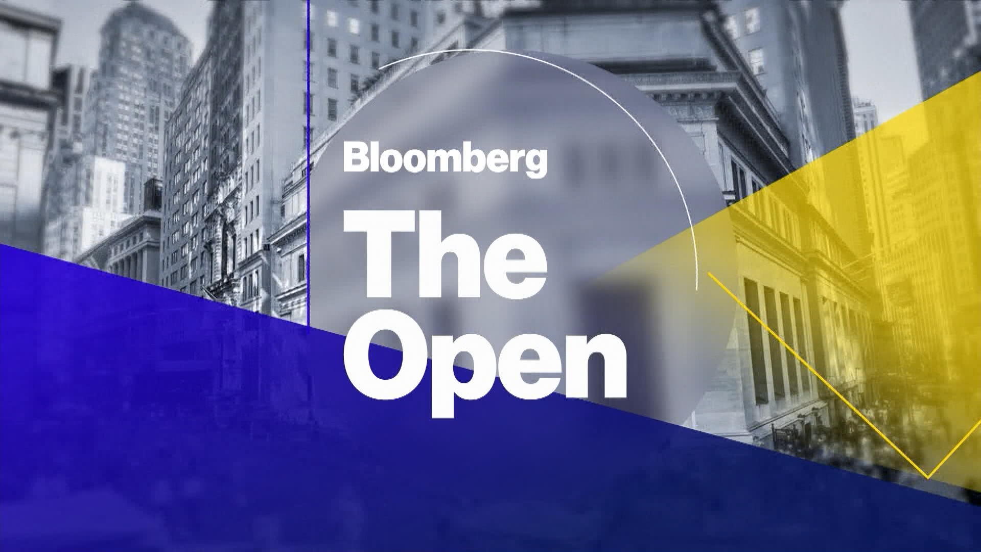'Bloomberg Markets: The Open' Full Show (04/08/2019)