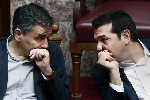 GREECE-ECONOMY-DEBT-EU-IMF-PARLIAMENT