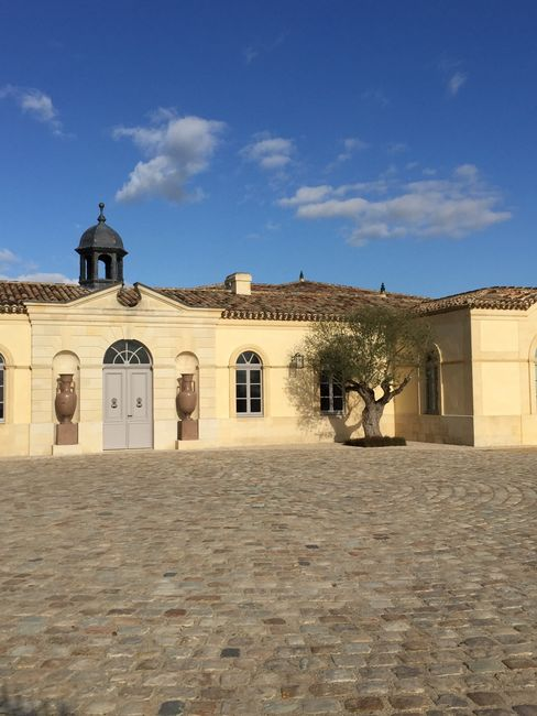 Petrus in Bordeaux's Pomerol district produces one of the region's most expensive wines.