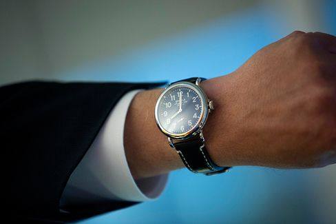 Forget Cars. Detroit Has a Watch It Wants to Sell You