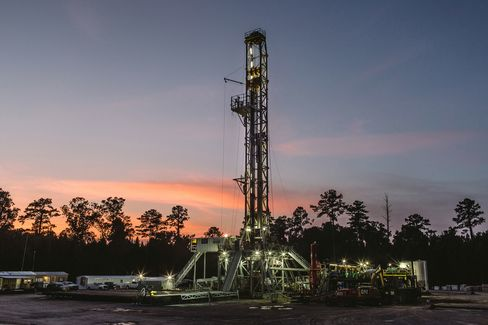 Halcon's Rig in Wilkinson County, Mississippi