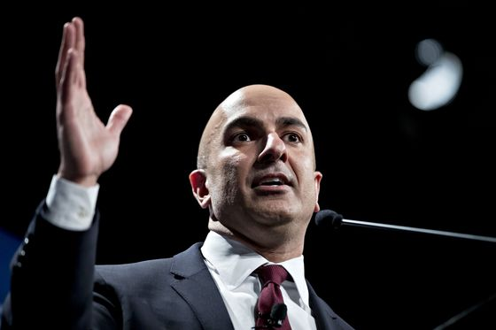 Kashkari Says There's No Urgency for Fed to Update Rate Guidance