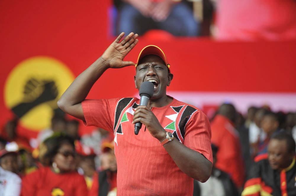 Schism in Kenya Ruling Party May Revive Rift Valley Tensions