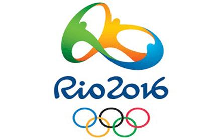 Rio Olympics 2016 logo.