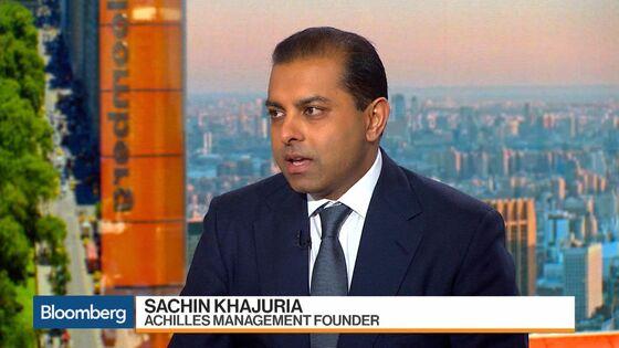 Ex-Apollo Partner Khajuria Says Buyout Debt Boosted Returns