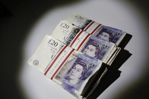Sterling pounds