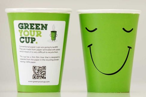 This Coffee Cup Really Will Get Recycled