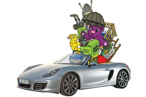 Porsche Has an Identity Crisis Amid Its SUV Success