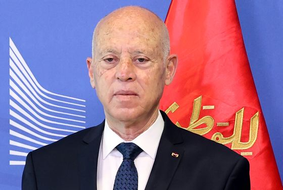 Tunisian President Says Businessmen Stole 'Billions' of Funds