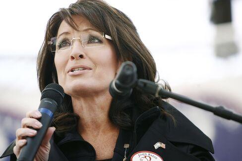 Palin's Marketing Push Flourishes