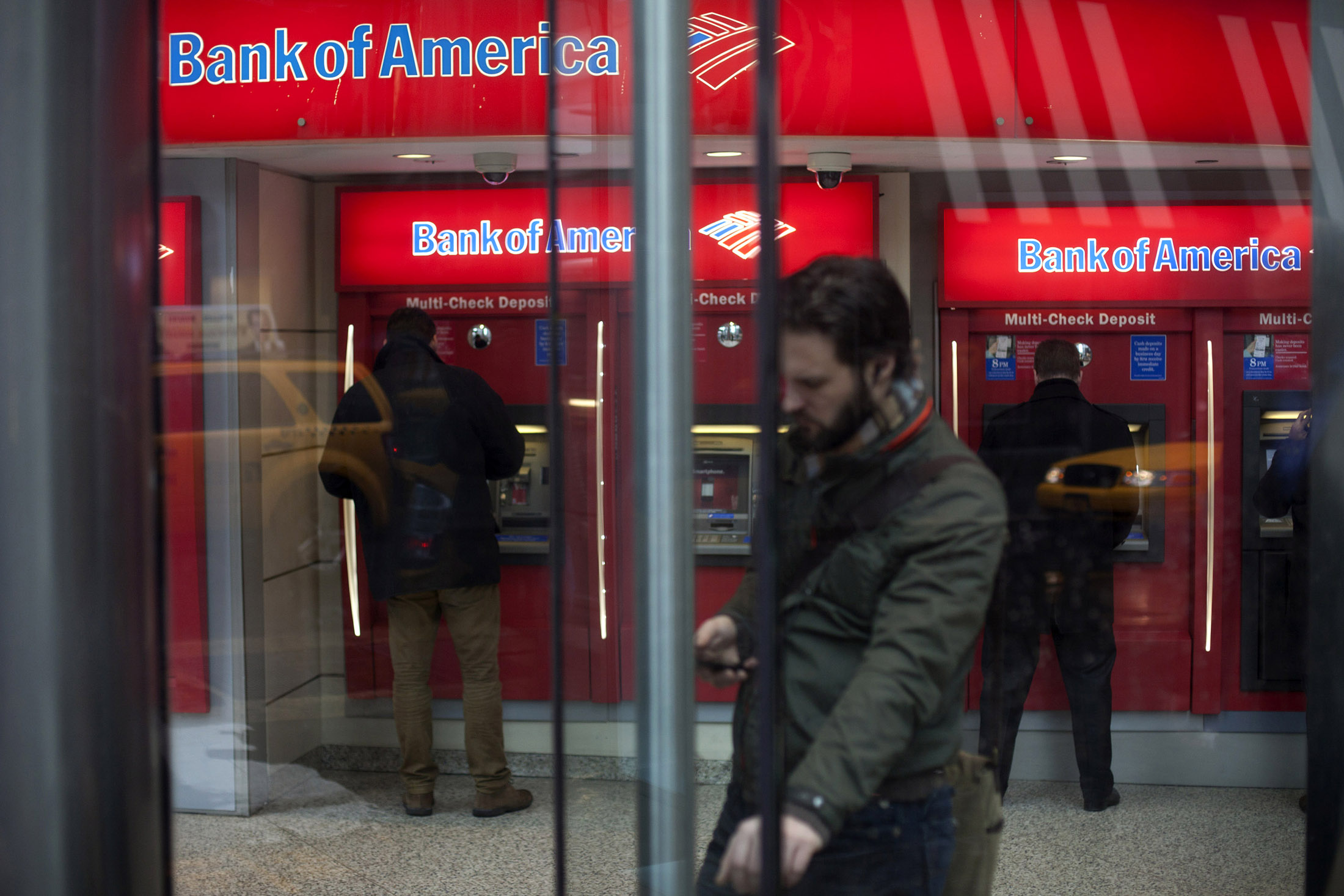 Bank of America Sued for $542 Million Over FDIC Risk Rule