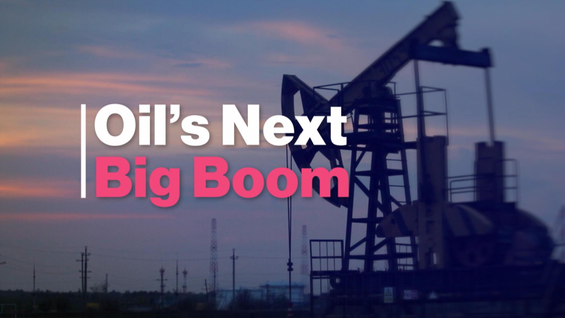 Bloomberg: Oil's Next Big Boom - Bloomberg