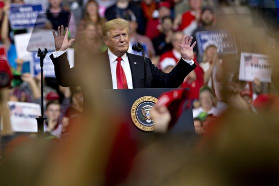 U.S. Delivers Split Verdict on Trump, All But Ensuring Gridlock