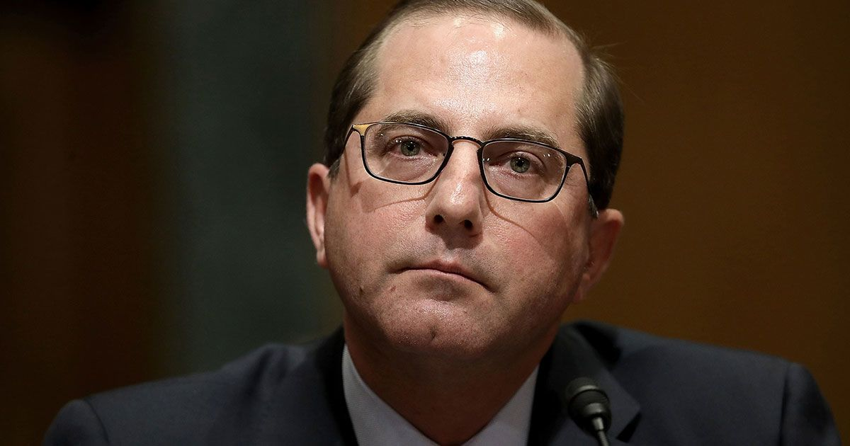 Trump's Health Chief Wants to Change How Doctors Do Business