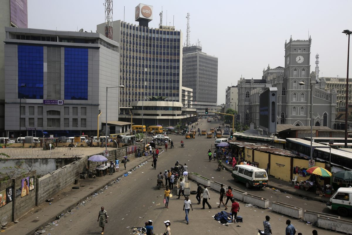Citigroup Among Banks Hit With $1.4 Billion Nigerian Penalty