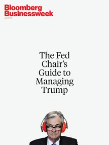 relates to The Fed Chair's Guide to Managing Trump