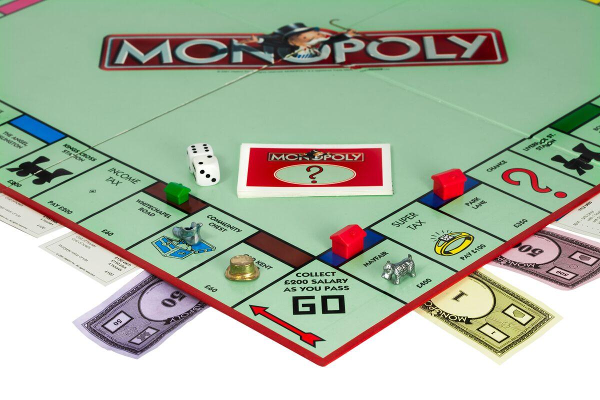 Economists Say The Rise Of Monopoly Power Explains Five