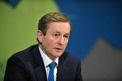 Prime Minister Enda Kenny