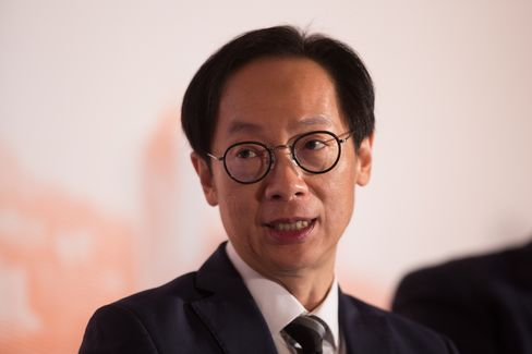 Andrew Fung speaks at the Bloomberg Markets Most Influential Summit in Hong Kong, on Tuesday, Oct. 6, 2015.