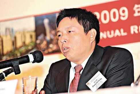 Chinese billionaire Zhang Zhirong