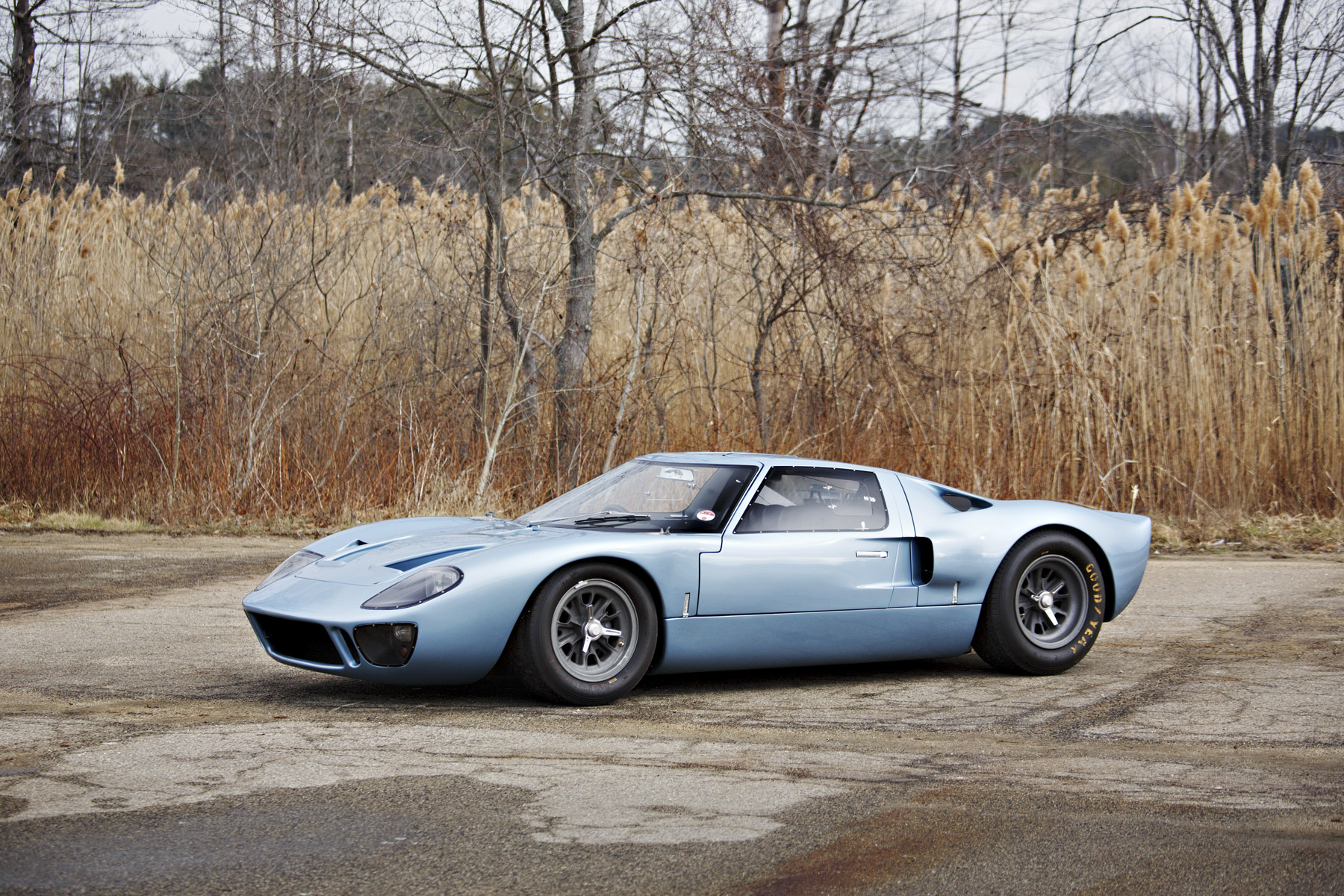 $3,300,000— 1966 Ford GT40 Mk I Coupe
