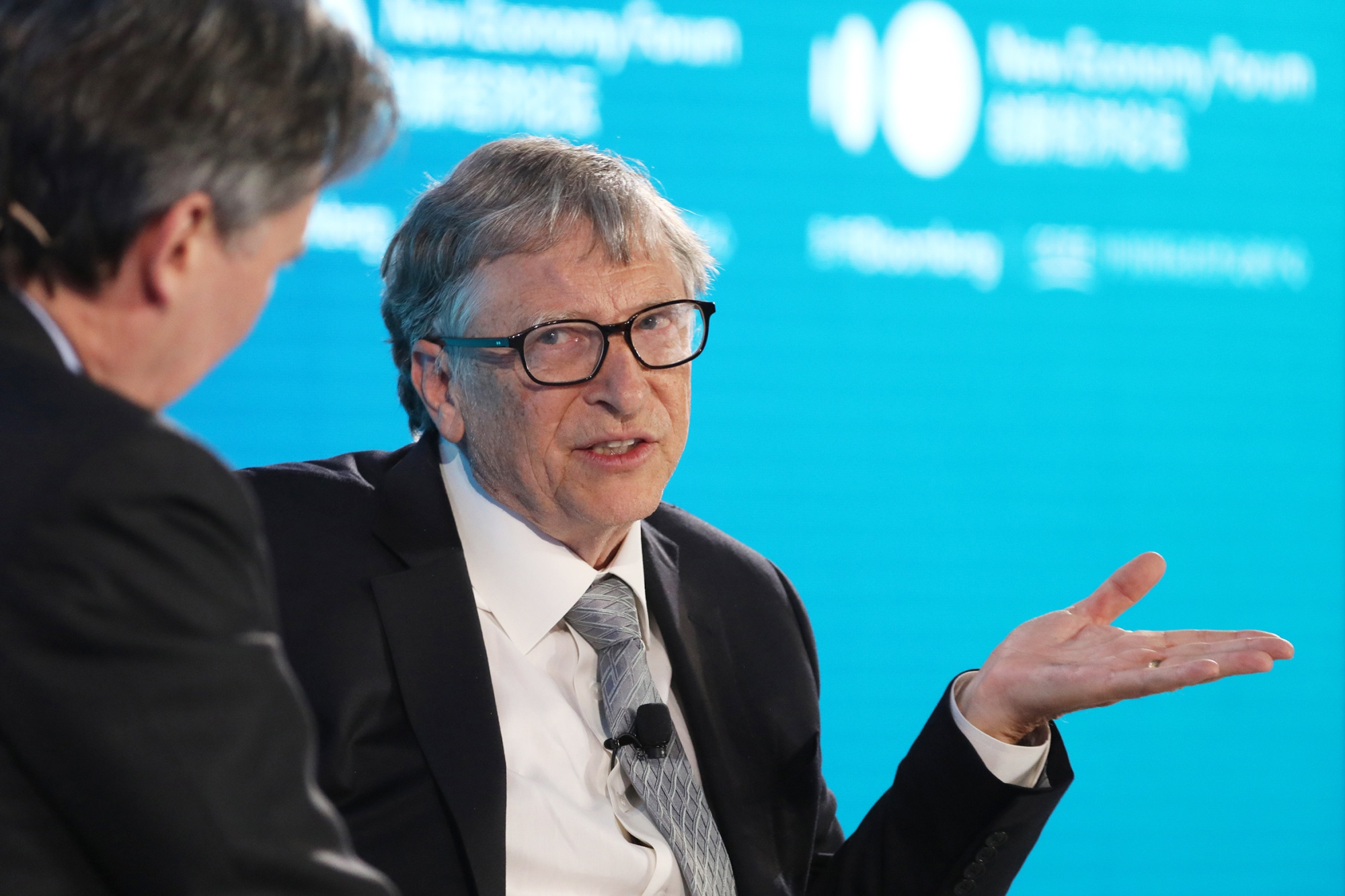 Key Speakers and Interviews at the Bloomberg New Economy Forum