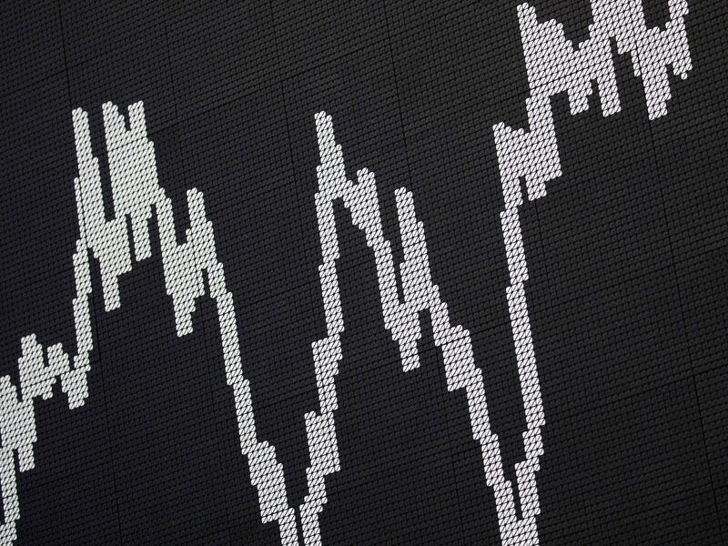 Trading Inside Frankfurt Stock Exchange As Italian Political Uncertainty Trigger Financial Crisis Flashbacks