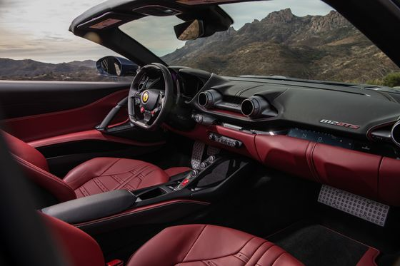 The World's Most Powerful Convertible Is a Study in Versatility