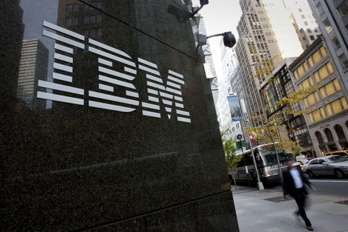 IBM Board Increases Share Repurchase Fund 75% to $11.7 Billion