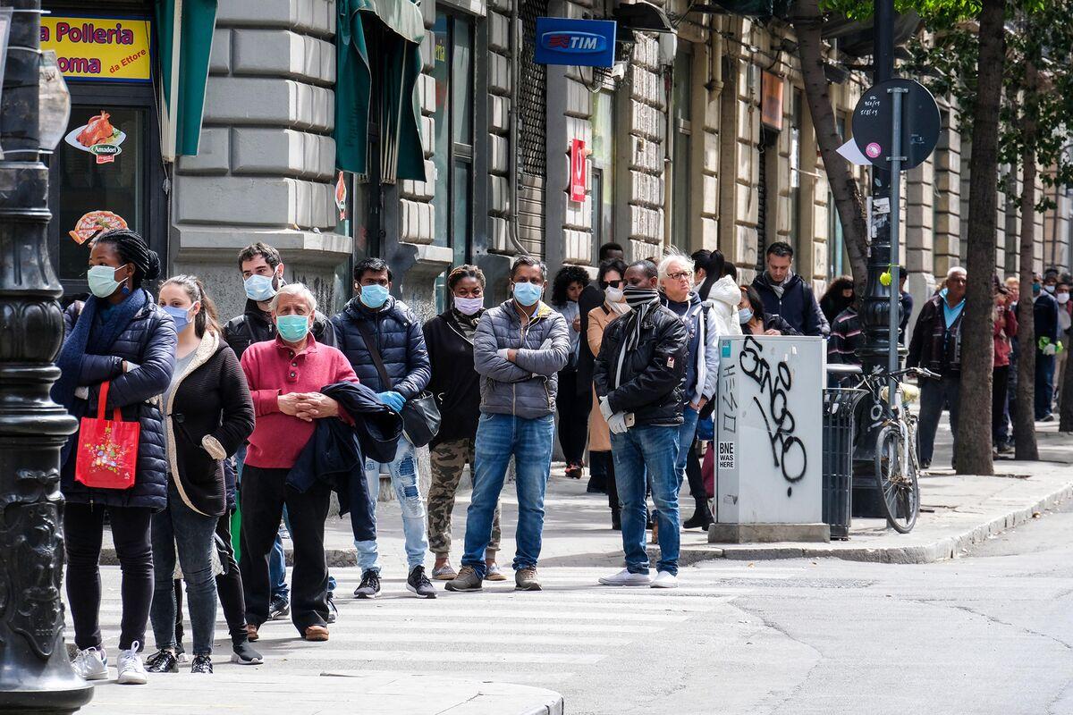 WHO Says Coronavirus Outbreak in Europe May Be Approaching Peak