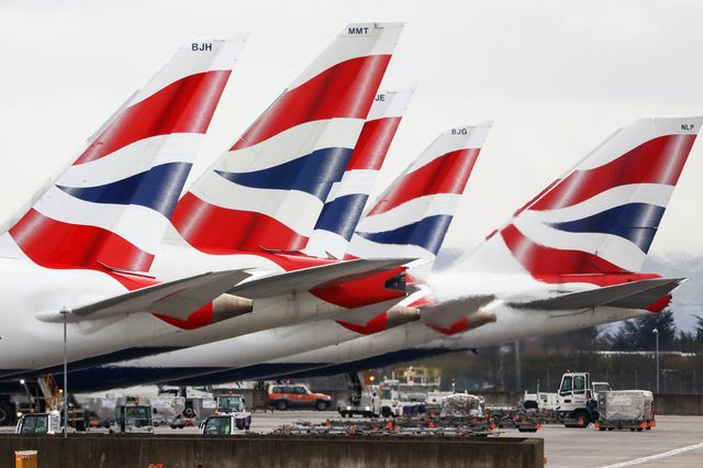 British Airways Pledges to Carry All Passengers During Strike