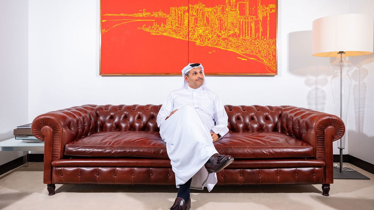 Abu Dhabi's Go-To Man Builds $229 Billion Fund for Post-Oil Era