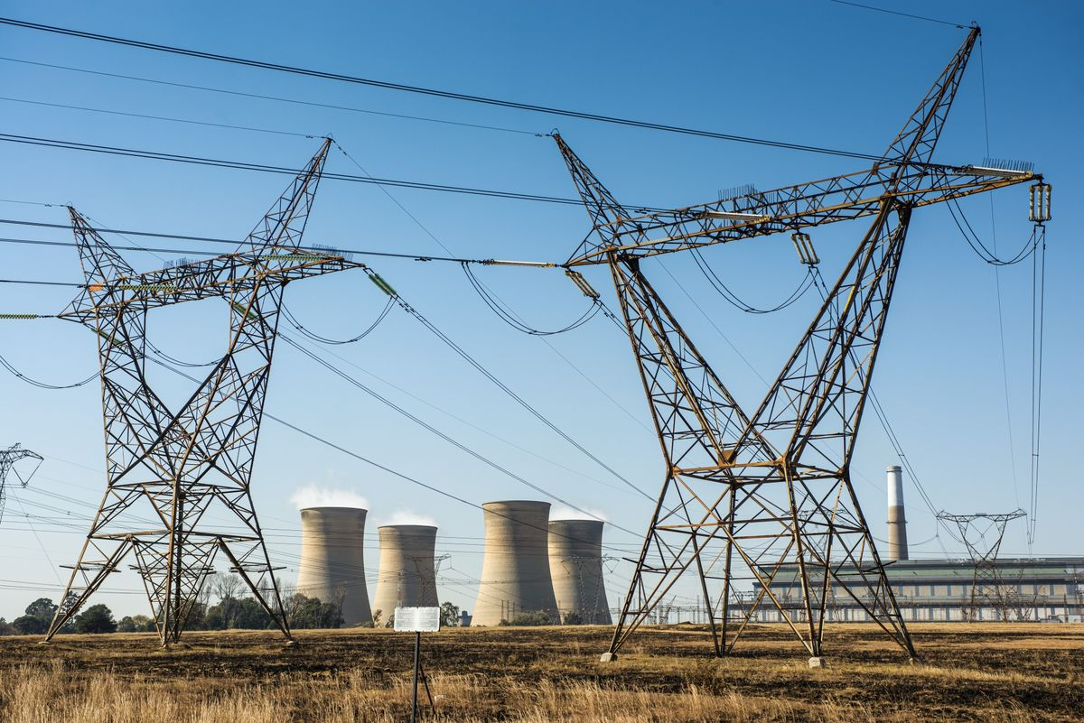 Eskom Is Killing South Africans With Its China-Level
