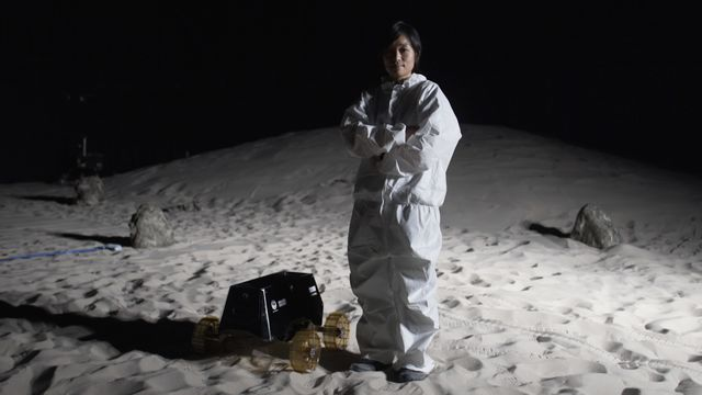 In Japan, This Engineer Is Designing a Miniature Rover to Make the Moon Habitable