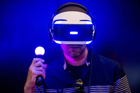 Sony Corp. Makes Announcement About 'Project Morpheus' VR Headset At The 2015 Game Developers Conference