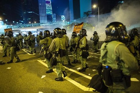 Not Even China's Great Firewall Can Shut Out News About Hong Kong's Democracy Protests