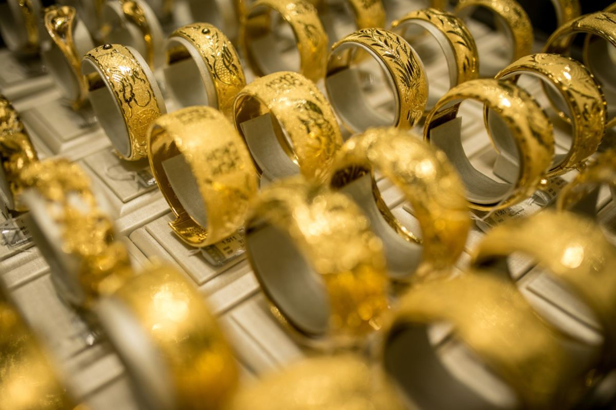 Demand for Gold in China Lifts Profit at World's Top Jeweler