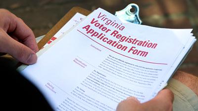 FEC Voter Registration Rules