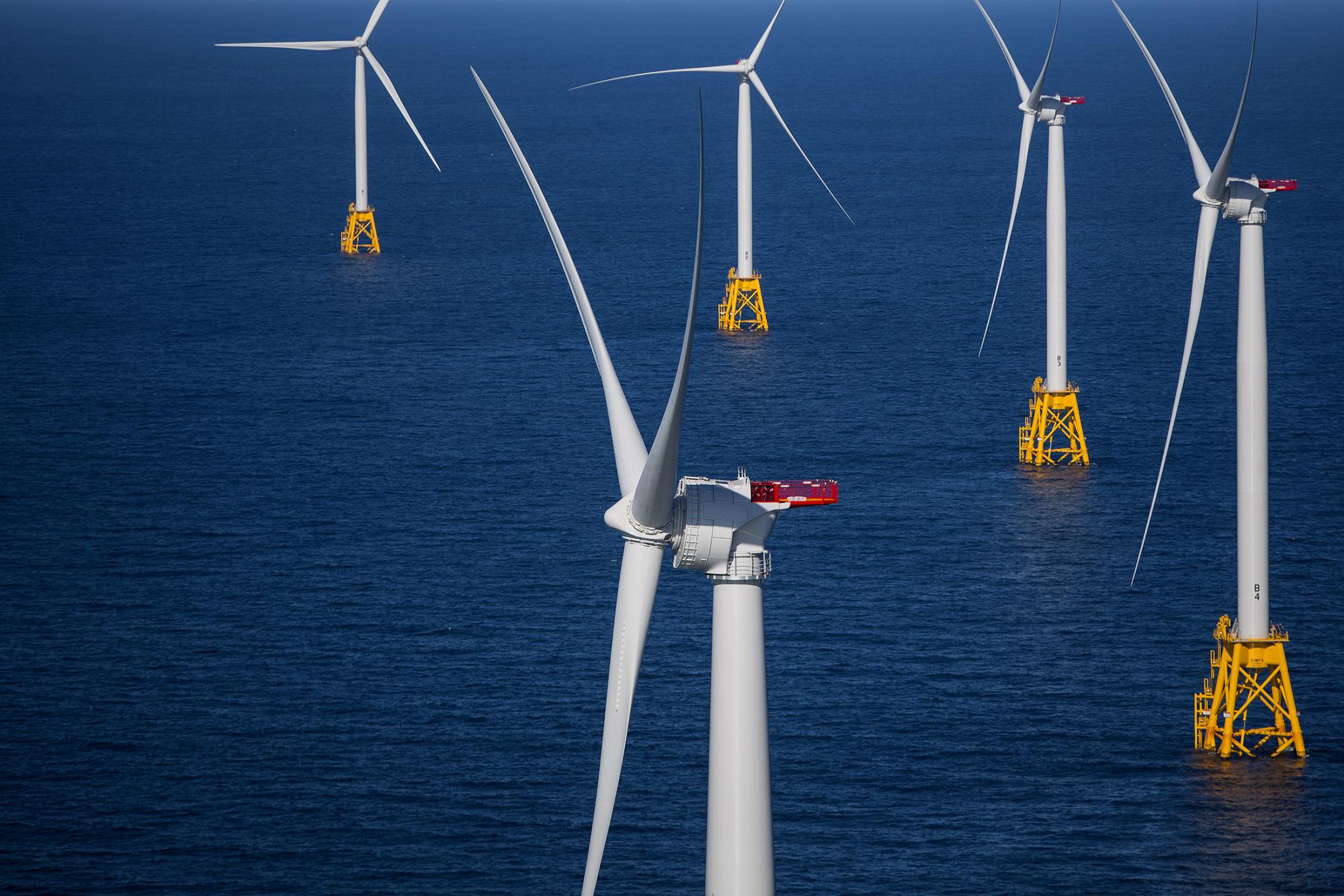 Gigantic Wind Turbines Signal Era of Subsidy Free Green Power