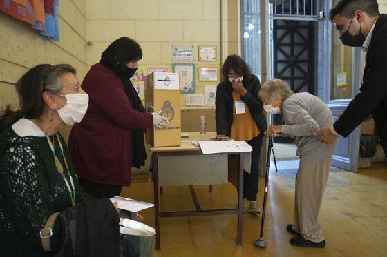 Argentina's Ruling Coalition Dealt Big Blow in Primary Vote