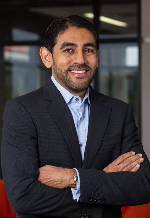NQ Mobile Co-CEO Omar Khan