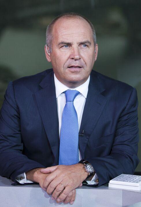 Lynas Corp. CEO Nicholas Curtis