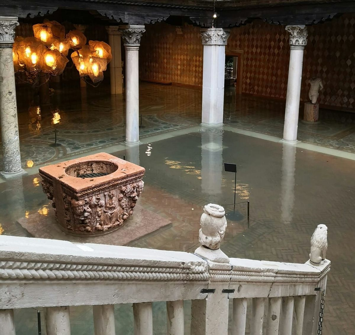 To Save Venice After Its Latest Flood, You Can Adopt a Piece of It