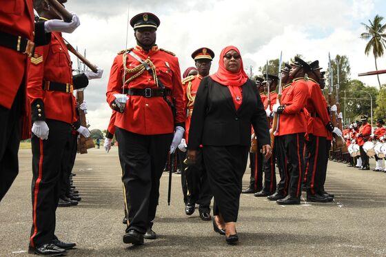 Billionaires Back Her, But Tanzanian PresidentSpooks Opposition